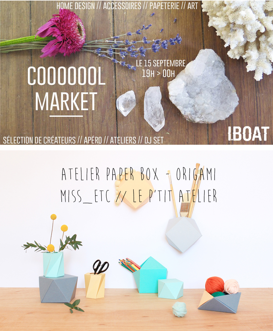 Cool Market - Exposition iboat 2015
