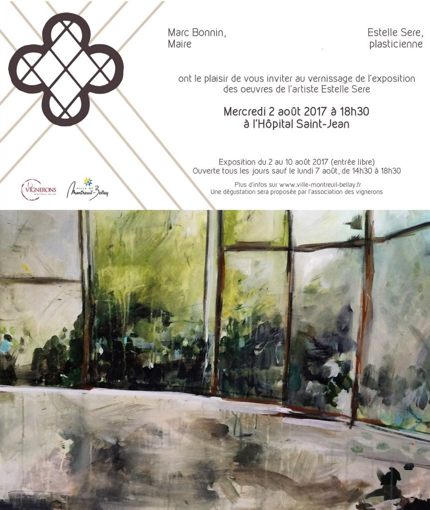 Exposition domaine de Montreuil-Bellay
