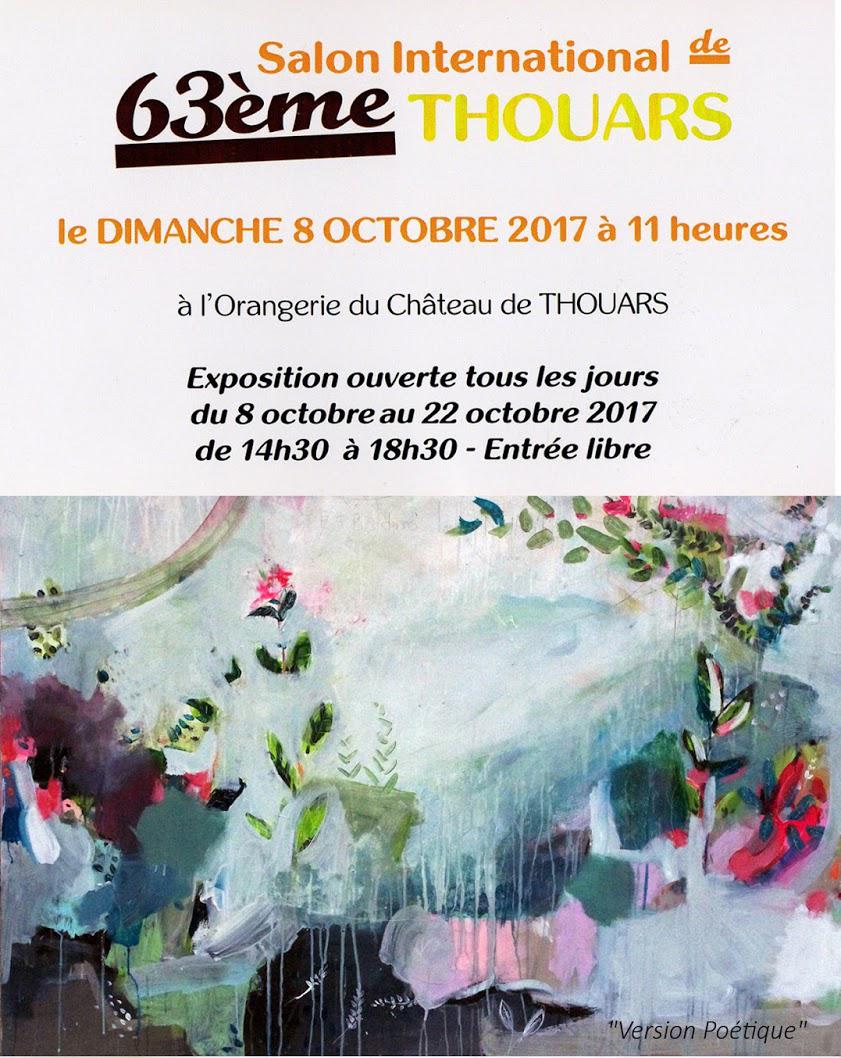 Exposition Orangerie du Domaine de Thouars
