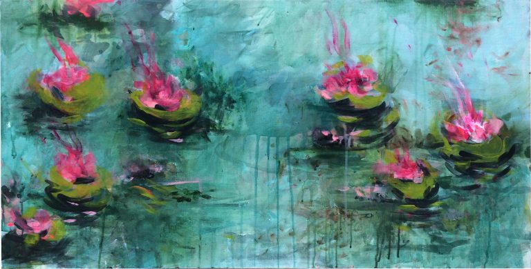 Waterlilies 7