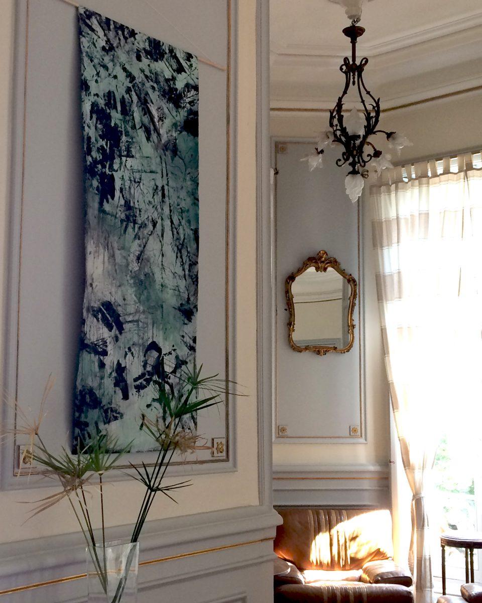 Peinture sur toile - Estelle Séré