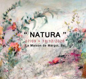 { NATURA } – Exposition de peintures – Bordeaux