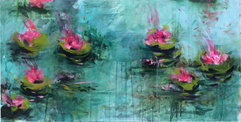 Waterlilies 7