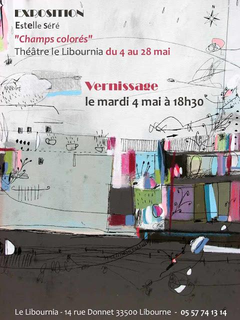 Exposition personnelle - le Liburnia - Libourne - 2010