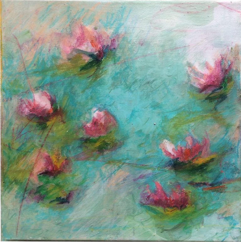 Waterlilies 6