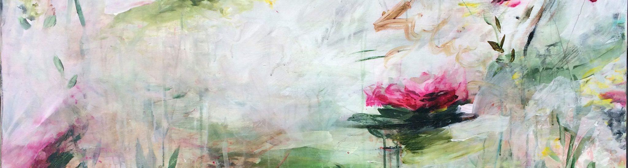 Peinture sur toile Estelle Séré - www.estellesere.com